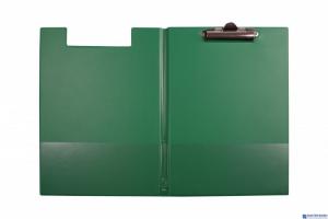 Teczka klip.A5 jasno zielona KL-03 BIURFOL