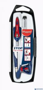 Cyrkiel MAPED STOP system z uniwersalnym uchwytem 196100