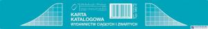 982-E Karta katalogowa(1kpl=50 szt)MICHALCZYK i PROKOP