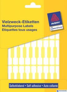 (WYCOFANE) Etykiety ZF 49*10 3335 do oznakowania cen jubilerskie(pasek bez kleju)
