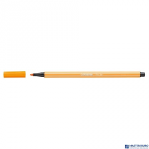 Flamaster STABILO PEN pomarańczowy ciemny 68/54