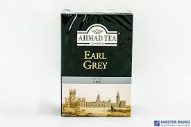 Herbata AHMAD EARL GREY liściasta czarna 100g