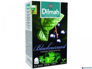 Herbata DILMAH AROMAT CZARNA PORZECZKA (20 saszetek)