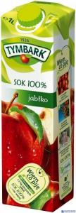 Sok TYMBARK jabłkowy 1L