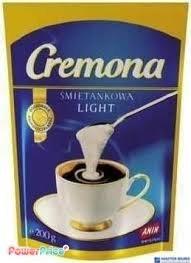 Śmietanka do kawy CREMONA LIGHT w proszku 200g