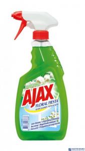 AJAX Płyn do mycia szyb 500ml Floral Fiesta ( zielony )rozpylacz 76688