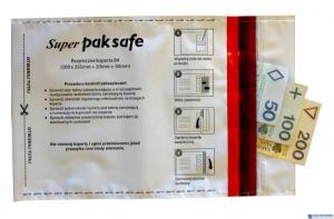 Koperty NC bezpieczne (Bankowe) B4 HK 100szt.