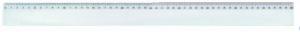 Linijka aluminium 50cm GR122-50 130-1506
