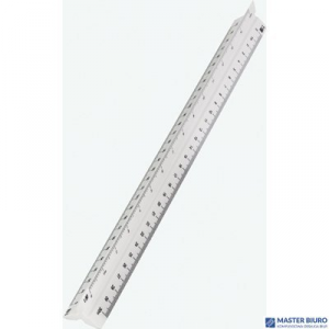 Skalówka plast.30cm GEODETA 20033 1:1000/2000/5000..LENIAR