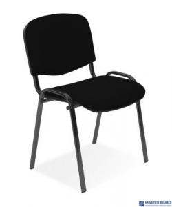 Krzesło konferencyjne ISO black C-11 czarny
