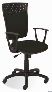 Krzesło STILLO YB009 czarne NOWY STYL
