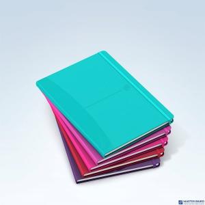 Notatnik OXFORD SIGNATURE A5 80k 90g kobiece kolory linia 100735212