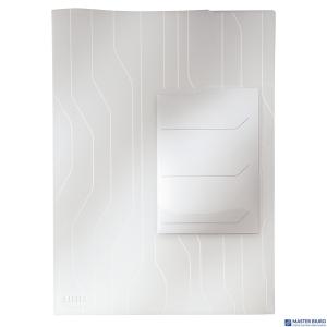 Folder LEITZ Combifile z przekładkami biały folia (3szt) 47290003
