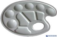 Paleta malarska plastik.17*23 SFA001