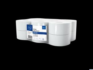 Papier toaletowy ELLIS Ecoline 100m 2warstwy makulatura (op 12szt) 6262