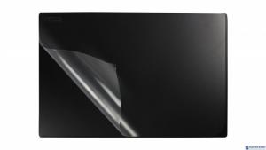 Podkład na biurko z folią 38x58 czarny PB-01-02 BIURFOL