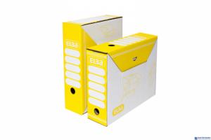 Karton arch.TRIC C.E83701GB żó łty ELBA