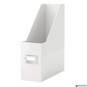 Pojemnik na czasopisma biały LEITZ Click & Store 60470001