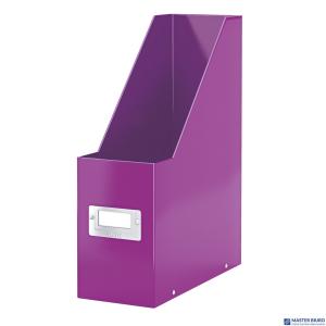 Pojemnik na czasopisma fioletowy LEITZ Click & Store 60470062