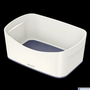 Pojemnik MyBOX bez pokrywki biało-szary LEITZ 52571001