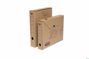 Karton archiwizacyjny TRIC 10 szerokość 5cm brązowy ELBA 100552622
