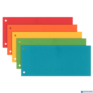 Przekł.k.1/3 A4 624450(100)mix (separatory) ESSELTE