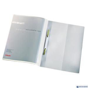 Skoroszyt A4 PCV (25szt) 28362 biały ESSELTE PANORAMA