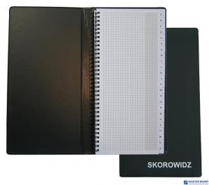 Skorowidz A4 2/3 krat. 221-026 WARTA