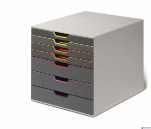 Pojemnik VARICOLOR z 7 szufladkami DURABLE 7607-27