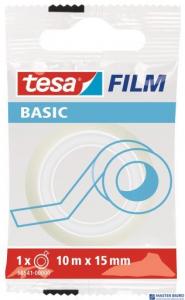Taśma biurowa TESA BASIC 15x10m 58541-0000-00