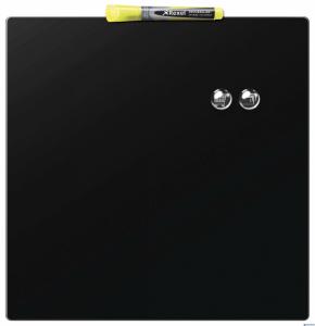 Tabliczka magnetyczna REXEL 360x360mm czarna 1903774