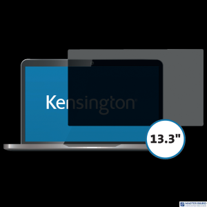 Kensington privacy filter 2 way removable 33.8cm 13.3 Wide 16:10 626459