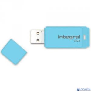 Pamięć USB INTEGRAL 32GB 3.0 Pastel Blue Sky INFD32GBPASBLS3.0