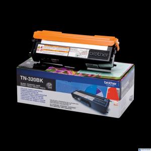 Toner BROTHER (TN-320BK) czarny 2500str HL4150/4570/DCP9270