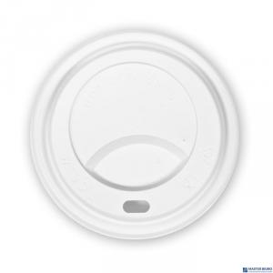 Dekiel biały do kubka 90mm PS (100 szt.) 30190