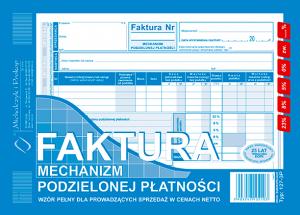 127-3P Faktura  A5 MPP netto-pełna