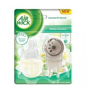 AIR WICK odświeżacz Elektryczny Białe Kwiat_komplet_19 ml