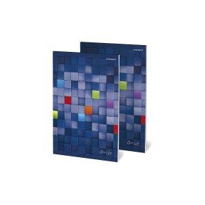 Blok notatnikowy TOP 2000 COLOR 2.0 klejony A5 100k 70g kratka 400146152