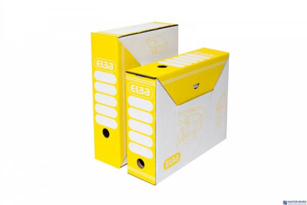 (WYCOFANE)Karton arch.TRIC C.E83701GB żó łty ELBA (X)