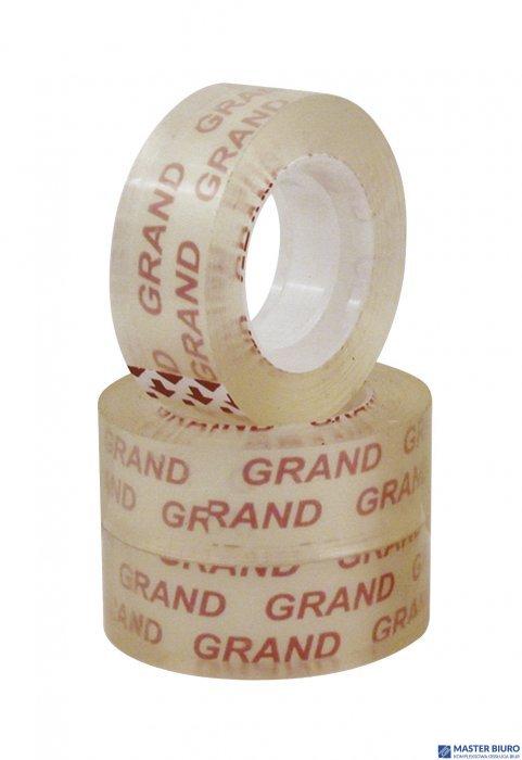 Taśma biurowa GRAND 12x30m opakowanie 12szt. 130-1281