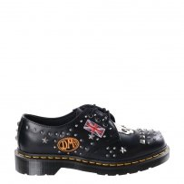 Półbuty Dr. Martens 1461 ROCK & ROLL Black Smooth 24206001