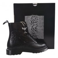 Buty Dr. Martens 1460 JOY DIVISION Black Unknown Smooth 24302001
