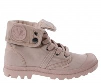 Buty PALLADIUM PALLABROUSE BAGGY Silver Rose Dust 92478682