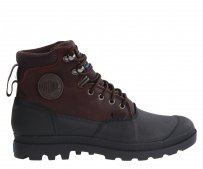 Trapery Palladium PAMPA CUFF WP 2.0 Rock Black 75567222 WATERPROOF