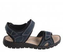 Sandały Josef Seibel STEFANIE 01 Jeans Kombi 93401751541