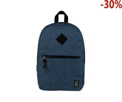 Plecak The Pack Society BACKPACK LIGHT BLUE DUO TONE 999CMM702.27