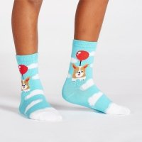 Skarpety dziecięce Sock It To Me Pup, Pup, and Away JC0068