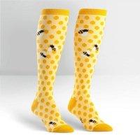 Skarpety damskie Sock It To Me Bee's Knees F0192