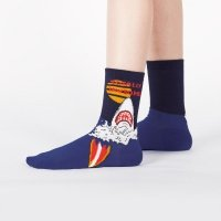Skarpety dziecięce Sock It To Me Totally Jawsome! JC0073
