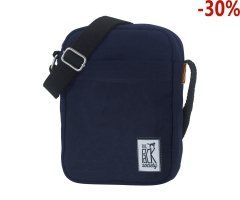 Saszetka The Pack Society SHOULDERBAG SOLID MIDNIGHT BLUE SMALL 999CLA751.26
